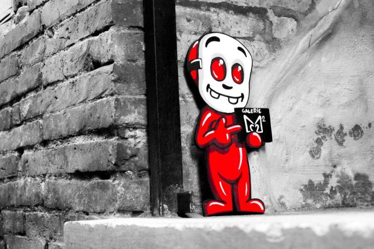 e57e street art toulouse