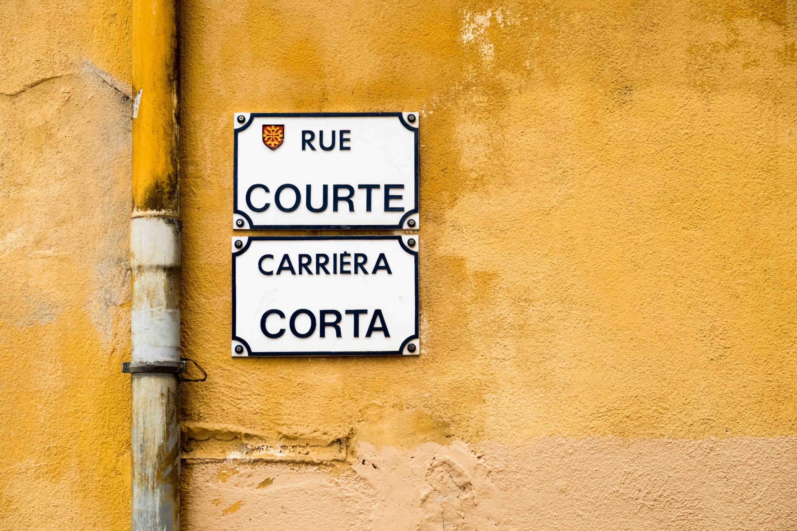 rue courte toulouse