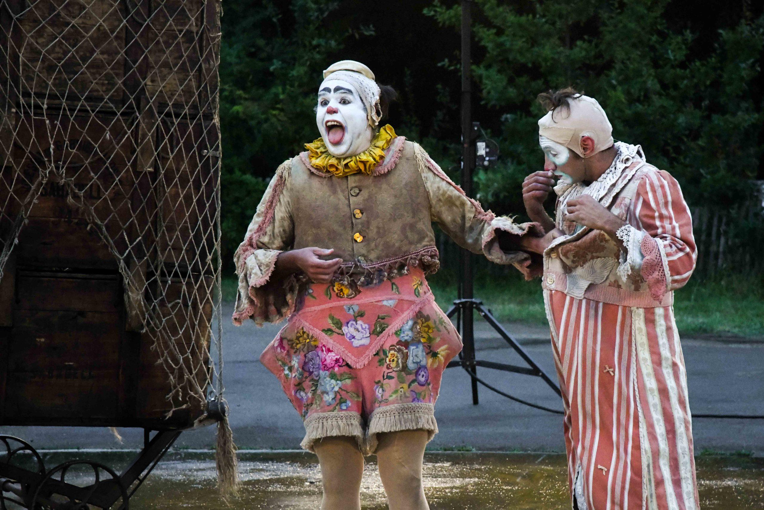 bucraa circus